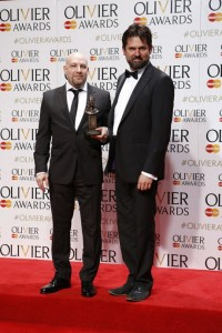 Oliviers Adam and Dylan